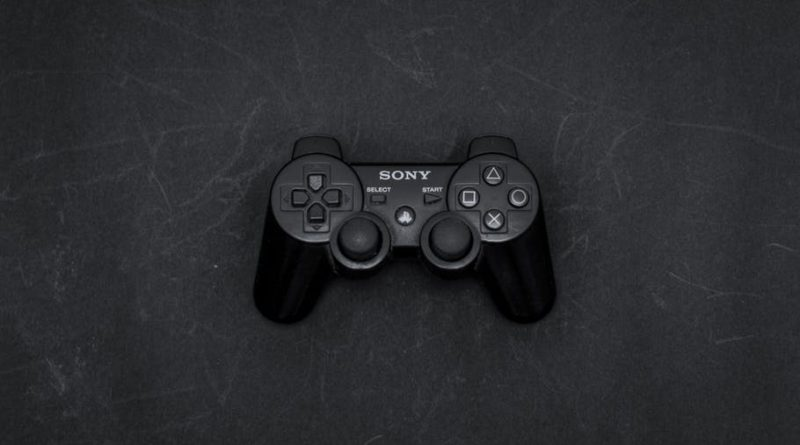 is psn free ps4 controller black - ickle gaming blog