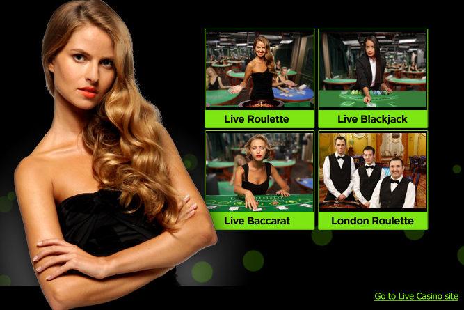 Live Casino Games - online games