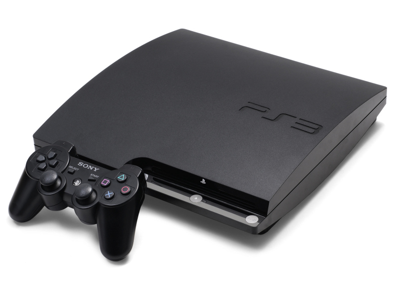Playstation 3 - ickle.org - gaming console