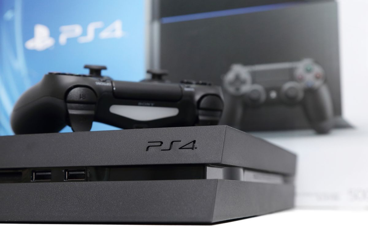 Playstation 4 console - ickle.org - gamign console