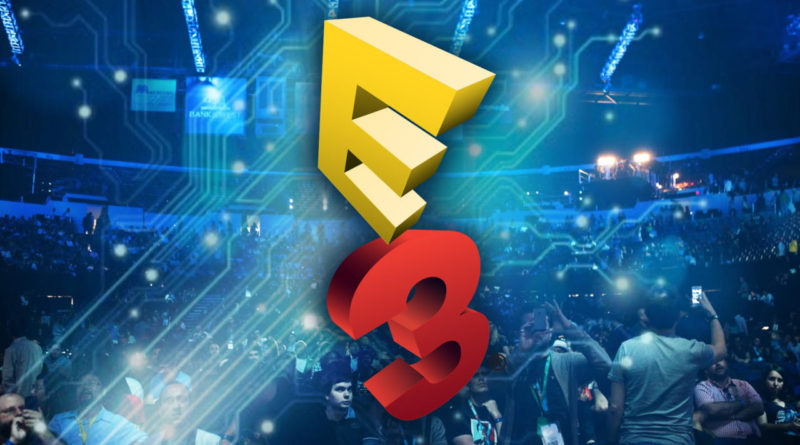 e3 2017 Electronic Entertainment Expo logo and event