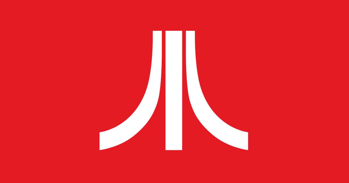 Atari Console Logo