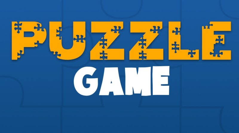 uzzle games for beginners - online games