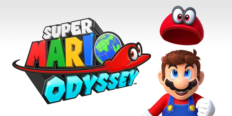 Super Mario Odyssey - The World of Super Mario is getting a little bit stranger