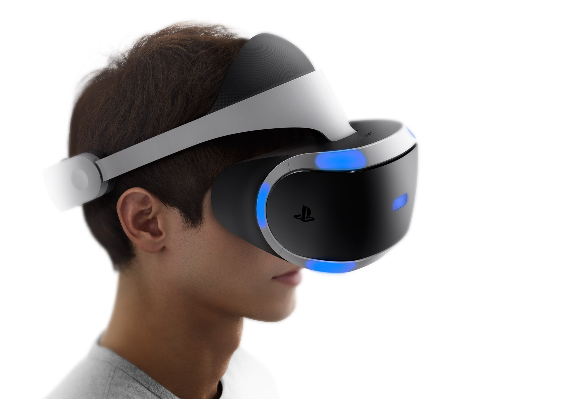The new PlayStation VR Headset is due for release this month - PS VR
