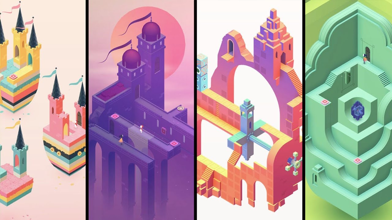 The Hottest Mobile Games for 2018 - Monument Valley 2