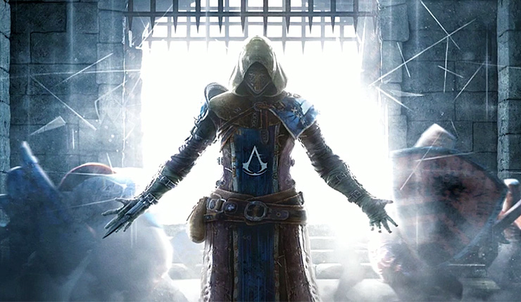 Assassin S Creed The Way Gmv